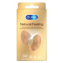 DUREX Natural Feeling Latexfreie Kondome 10 Stk.