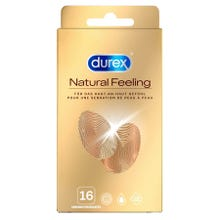 DUREX Natural Feeling Latexfreie Kondome 16 Stk.