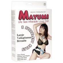 Liebespuppe Mayumi