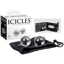 Icicles Ben-Wa Balls small 2,5 cm