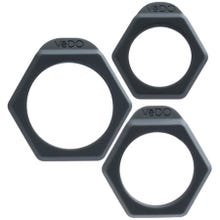 VeDO Bolt C-Ring Set black