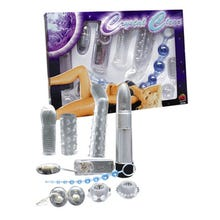 Vibrator-Set - Crystal Clear