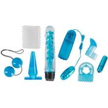 Blue Appetizer Vibratorset