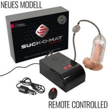 Suck-O-Mat Remote Controlled Masturbator