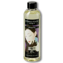 SHIATSU Massageöl 250ml Ylang