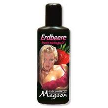 Magoon Massage-Öl Erdbeere 100ml