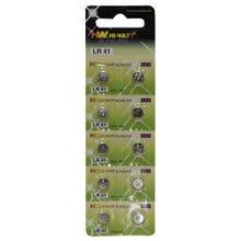 Knopfzellen LR41 Batterien 10er
