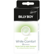 Billy Boy White Comfort 12er Pack
