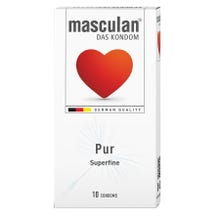 Masculan Kondome Pur 10 Stk. | SUPERSALE