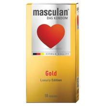 Masculan Kondome Gold 10 Stk.