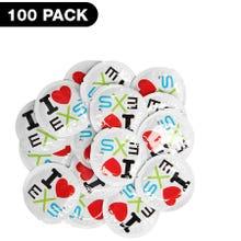 EXS Kondome I Love EXS 100er Pack