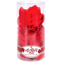 Dekorative Rosenblätter - With Love Rose Scented Silk Petals SUPERSALE