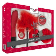 ToyJoy Just for you No. 4 Geschenkset red kaufen