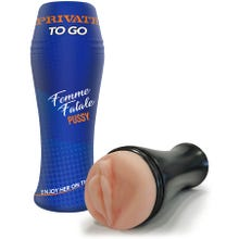 PRIVATE Femme Fatale to Go flesh