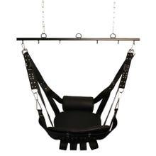 HardcoreDeLuxe Leather VIP Sling Deluxe - Full Set black