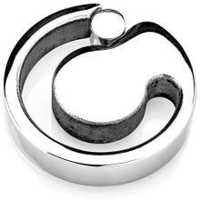 Zenn Curved Ball Stretcher silver