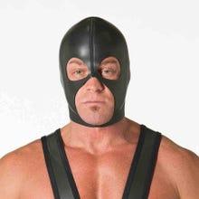 Neoprene Spyder Hood black