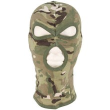 The Red - Sturmhaube Maske camouflage green Gr.OS