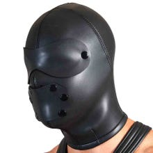 Neoprene Ultimate Lock Out Hood black