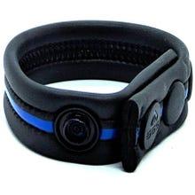 Neoprene Racer Gun Strap black/blue