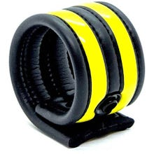 Neoprene Racer Ball Strap black/yellow