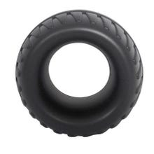 HoleMax - Tractor - Liquid Silicone Cock Ring XL black