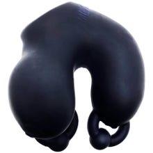 Oxballs Meatlocker Chastity Keuschheitskäfig black ice