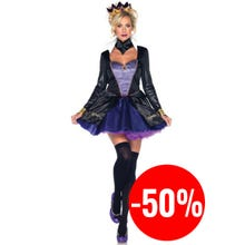 Leg Avenue Party-Outfit Evil Queen