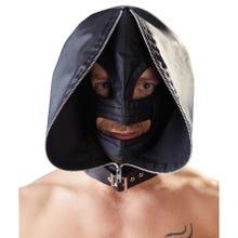 HardcoreDeLuxe Doppelmaske schwarz