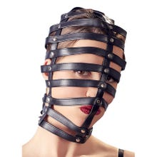 You2Toys BAD KITTY Headmask Kopfmaske black