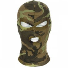 The Red - Sturmhaube Maske camouflage dark green Gr.OS