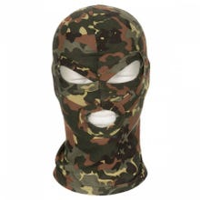 The Red - Sturmhaube Maske camouflage Lux green Gr.OS