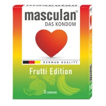 Masculan Kondome Frutti Edition 3 Stk.