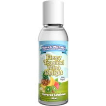 Vince and Michaels Fizzy Tropical Wine Delight Flavored Lubricant 50ml