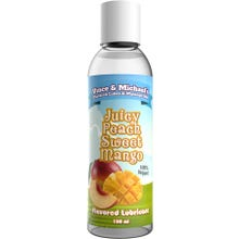 Vince and Michaels Juicy Peach Sweet Mango Flavored Lubricant 150ml