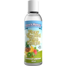 Vince and Michaels Fizzy Tropical Wine Delight Flavored Lubricant 150ml