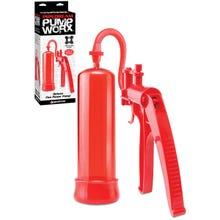 Penispumpe Pump Worx - Deluxe Fire Pump