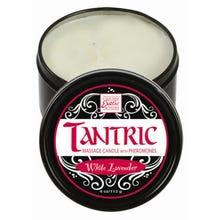 Tantric Pheromon-Kerze Lavender