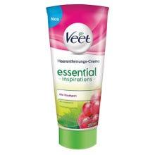 VEET Haarentfernungs-Creme Essential Inspirations für alle Hauttypen 200ml