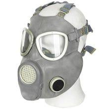 Men Army - MP4 Gasmaske mit Tasche grey