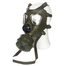 Men Army - MP74 Gasmaske mit Filter und Tasche green