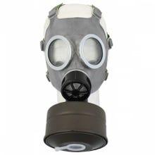 Men Army - MC-1 Gasmaske mit Filter und Tasche grey