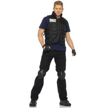 Leg Avenue SWAT Commander Gr.S-L