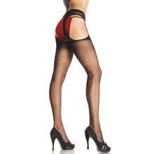 Leg Avenue Plus Size Suspender Gr.XL/XXL