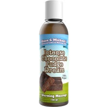 Vince and Michaels Warming Massagelotion Intense Chocolate Fudge Dream Flavored 150ml