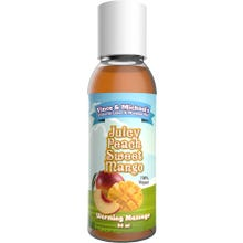 Vince and Michaels Warming Massagelotion Juicy Peach Sweet Mango Flavored 50ml