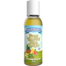 Vince and Michaels Warming Massagelotion Fizzy Tropical Wine Delight Flavored 50ml