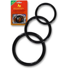 Black Cockrings - 3er Set