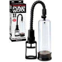 Penispumpe Pump Worx - Max-Width Penis Enlarger