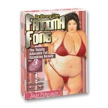 Liebespuppe Fatima Fong